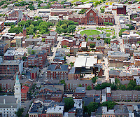 Aerial View of Over-the-Rhine