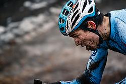 Wout VAN AERT of BEL during the Men Elite race, UCI Cyclo-cross World Championship at Bieles, Luxembourg, 29 January 2017. Photo by Pim Nijland / PelotonPhotos.com | All photos usage must carry mandatory copyright credit (Peloton Photos | Pim Nijland)