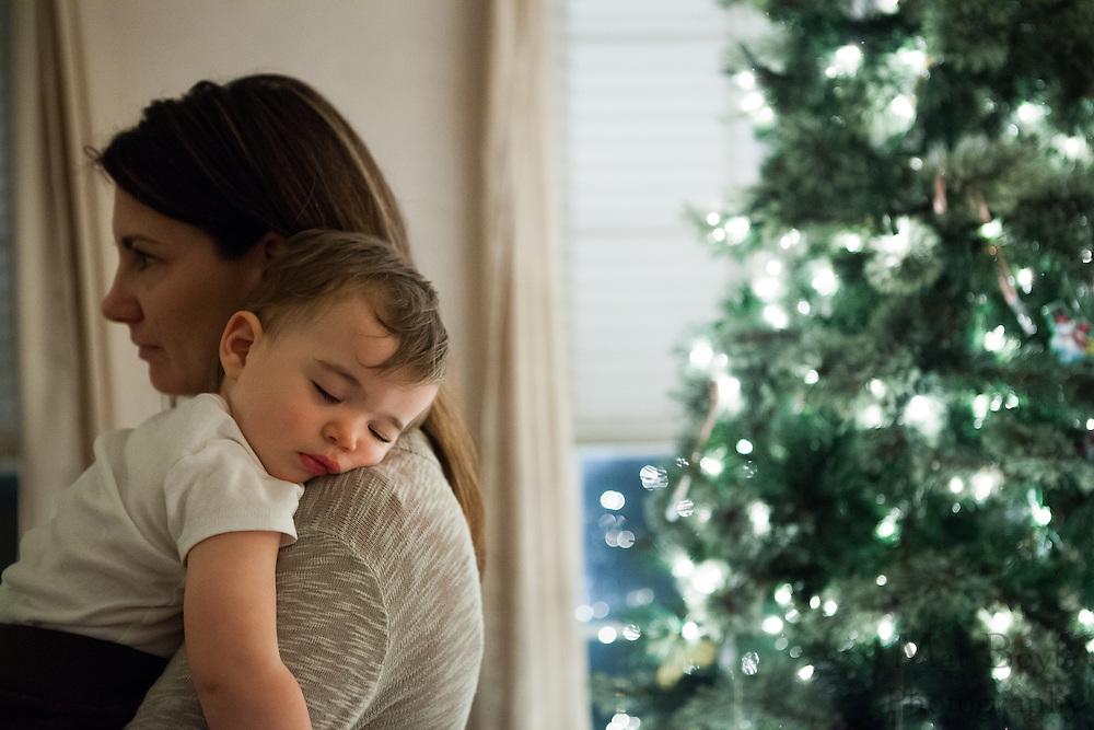 Christmas Eve on Monday December 24, 2012. (photo / Mat Boyle)