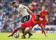 Tottenham Hotspur v Liverpool - Premier League - 27/08/2016