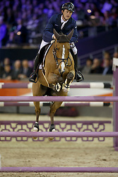 Brash Scott, (GBR), Hello Guv'Nor <br /> Indoor Brabant - 's Hertogenbosch 2016<br /> © Hippo Foto - Dirk Caremans<br /> 12/03/16