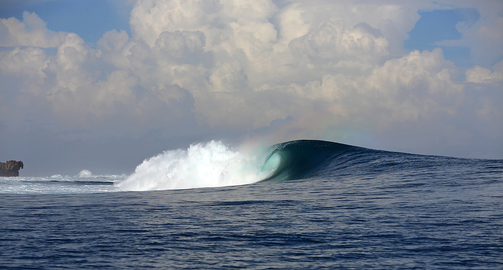 Surfing Indonesia 2012