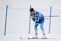 Anne Kyllonen of Finland during womens 5km Classic individual start of the Tour de Ski 2014 of the FIS cross country World cup on January 4th, 2014 in Cross Country Centre Lago di Tesero, Val di Fiemme, Italy. (Photo by Urban Urbanc / Sportida)