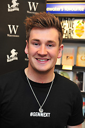 © Licensed to London News Pictures. 02/04/2017<br /> Oli White book signing at Waterstones Bookshop Bluewater,Kent.    Youtuber Oli White was at Bluewater this afternoon meeting fans and signing copies of his new book<br />  THE TAKEOVER.<br /> Photo credit :Grant Falvey/LNP