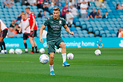 Alioski (10)  during the EFL Cup match between Leeds United and Stoke City at Elland Road, Leeds, England on 27 August 2019.