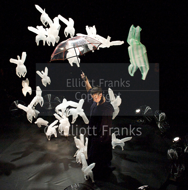 2014 London International Mime Festival <br />