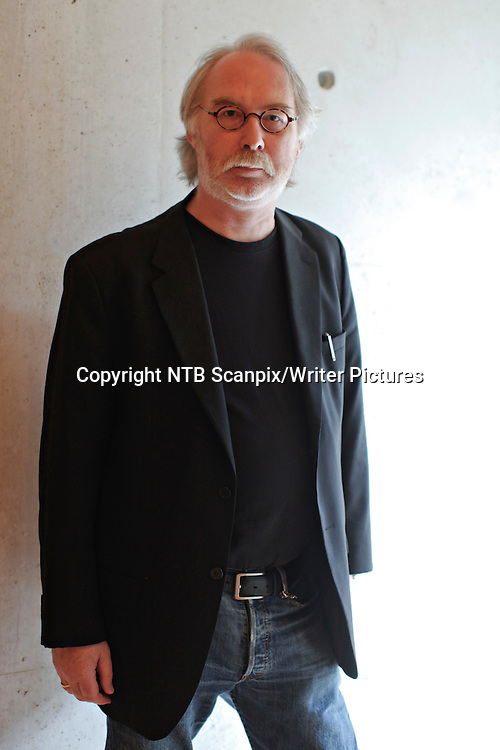 Oslo  20120813.<br /> Forfatter Einar O. Risa under Tiden Norske Forlag lansering av Tidens h&macr;stliste.<br /> Foto: Anette Karlsen / NTB scanpix<br /> <br /> NTB Scanpix/Writer Pictures<br /> <br /> WORLD RIGHTS, DIRECT SALES ONLY, NO AGENCY