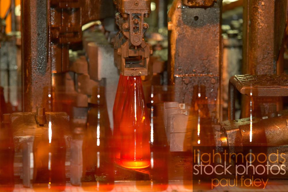 Detail of Bottle Making