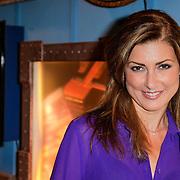 NLD/Hilversum/20120821 - Perspresentatie RTL Nederland 2012 / 2013, Euvgenia Parakhina