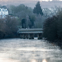Steaming River Tay