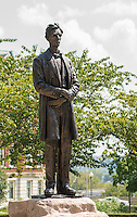Abraham Lincoln Statue at Lytle Park