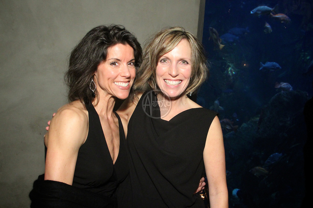 Broadway Bound 2012 Gala at Seattle Aquarium.
