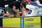 New Zealand Short Course Swimming Championships, Sir Owen G. Glenn National Aquatic Centre, AUT Millennium, Auckland. 11 August 2015. Copyright Photo: William Booth / www.photosport.nz