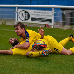 Concord Rangers v Beaconsfield Town, FA Cup 3rd Qualifying round, 6 October 2018