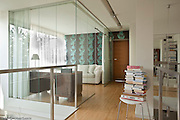 10.03.1020 Warszawa Fot Piotr Gesicki Photography of contemporary modernistic apartment interior in Warsaw Poland