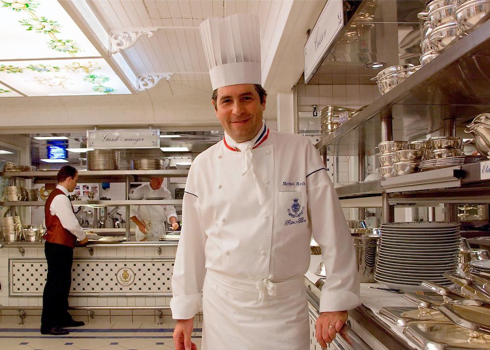 Restaurant Michel Roth Paris