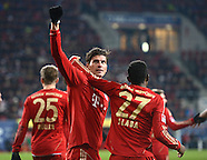 Fussball Bundesliga 2012/13: Augsburg - Bayern Muenchen