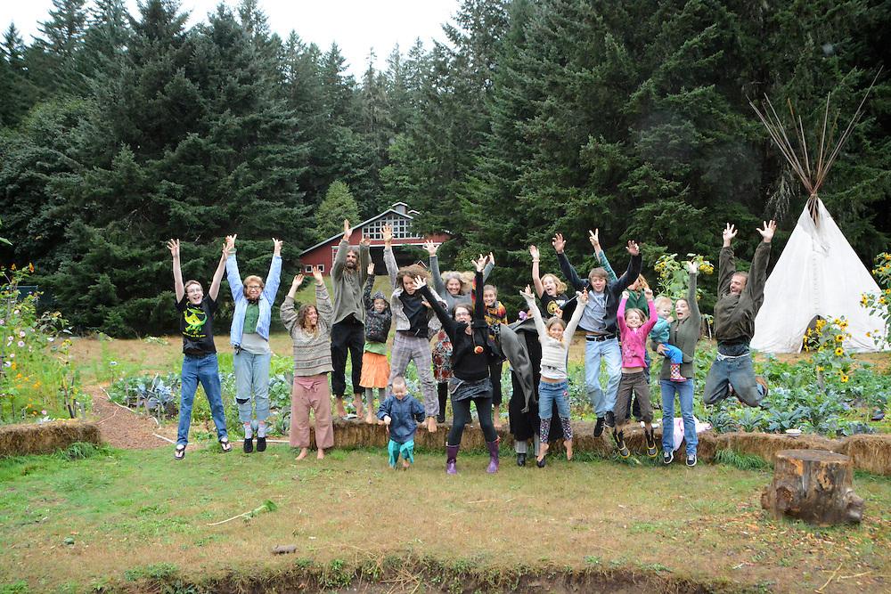 Circle of Children Tribal Essence 2013