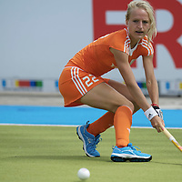MONCHENGLADBACH - Junior World Cup<br /> Pool A: The Netherlands - USA<br /> photo: Lauren Stam.<br /> COPYRIGHT FRANK UIJLENBROEK FFU PRESS AGENCY