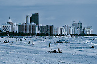 South Beach (monochrome - 1)