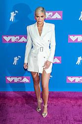 August 21, 2018 - New York City, New York, USA - 8/20/18.Kylie Jenner at the 2018 MTV Video Music Awards at Radio City Music Hall in New York City. (Credit Image: © Starmax/Newscom via ZUMA Press)