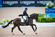 Christian Zimmerman - Roble<br /> FEI World Equestrian Games Tryon 2018<br /> © DigiShots