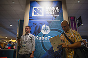 The Linux Foundation hosts CloudNativeCon and CubeCon at Sheraton Seattle Hotel in Seattle, Washington, on November 8, 2016. (Stan Olszewski/SOSKIphoto)