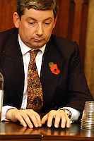 LONDON, 9 Nov. 2005...Paul Goodman MP, Chair, Conservative Friends of Kashmir.....4.30pm ? 6.00pm ? Transforming humanitarian disaster into opportunities for peace...The Justice Foundation Kashmir Centre London together with the All-Party Parliamentary Group (APPG) on Kashmir organised a meeting in the House of Commons entitled ?Kashmir After the Earthquake ? Rebuilding Together.?