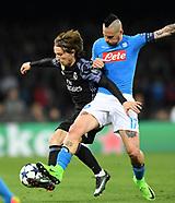 Real Madrid v Napoli - 7 March 2017