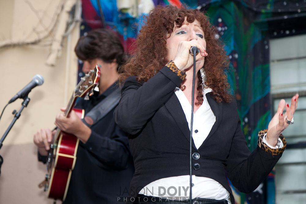 San Francisco International Poetry Festival...photo by Jason Doiy