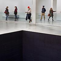 Dia Beacon Art Center.<br /> <br /> Photo: Tom Pietrasik<br /> Beacon, NY, USA <br /> February 16th 2015