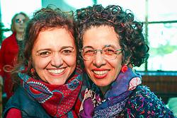 Brasil de Ideias com a Escritora gaúcha Lya Luft e a psicóloga Christiane Ganzo sobre motivação e humor. FOTO: Gustavo Roth/ Agência Preview