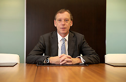 UK ENGLAND LONDON 16SEP15 - Lee Kranefuss, Executive-in-Residence at Warburg Pincus, poses for a portrait at the company's HQ in central London.<br /> <br /> jre/Photo by Jiri Rezac<br /> <br /> © Jiri Rezac 2015
