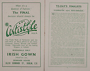 All Ireland Senior Football Final, Kerry v Roscommon, 24.09.1944, 09.24.1944, 24th September 1944, Roscommon 1-09 Kerry 2-04, 24091944AISFCF, ...