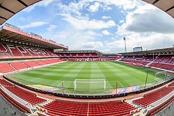 March 9, 2019 - Nottingham, England, United Kingdom - General view of the City Ground, home to Nottingham Forest during the Sky Bet Championship match between Nottingham Forest and Hull City at the City Ground, Nottingham on Saturday 9th March 2019. (Credit Image: © Jon Hobley/NurPhoto via ZUMA Press)