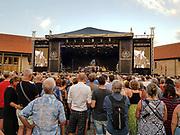 Konsert med Grace Jones (70) i Borggården under Olavsfestdagene i Trondheim, 31. juli 2018.