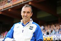 23.09.2017 - Genova - Serie A 4a giornata   -  Sampdoria-Milan  nella  foto: Marco Giampaolo allenatore della Sampdoria