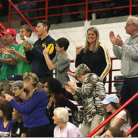 matt marsh's family reacts to to his victory as state champion in the 50 freestyle photo by mark l anderson