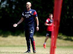 Bristol City under 23's Coach Luke Williams oversees preseason training - Mandatory by-line: Robbie Stephenson/JMP - 10/07/2017 - FOOTBALL - Failand Training Ground - Bristol, United Kingdom - Bristol City Preseason Training