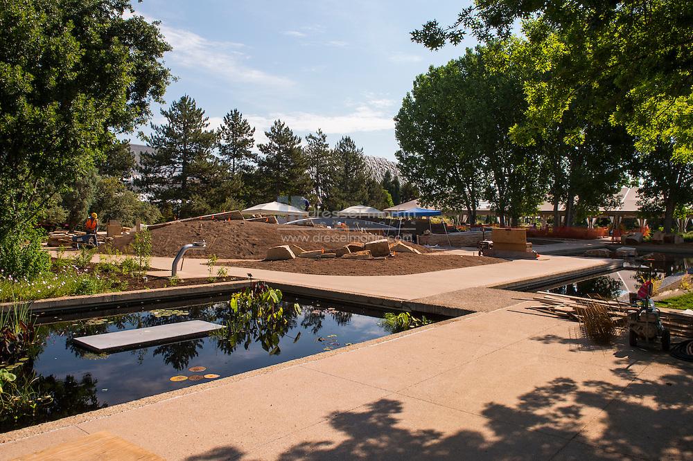 AAS garden construction