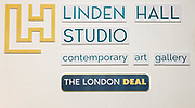 Linden Hall Studio is a contemporary Art Gallery situated in Deal, Kent.<br /> Last night saw their first outreach show in London, at the invitation of The Building Centre. A show featuring some of the most exciting, dynamic and engaging established artists that have exhibit within the gallery in the just four years it has been open.
