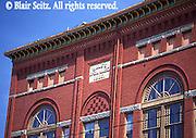 Towanda Keystone Theater, Restored from Hale's Opera House, Architectural Detail, Victorian, Towanda, Bradford Co., PA