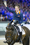 Diederik van Silfhout - Arlando NH N.O.P.<br /> Indoor Brabant 2016<br /> © DigiShots