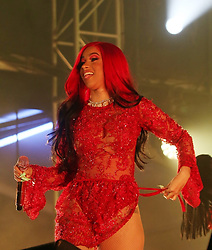 AU_1444877 - Perth, AUSTRALIA  -  Cardi B performs at Origin Fields Music and Culture Festival at Langley Park in Perth, Western Australia<br />