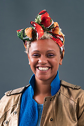 Edinburgh, Scotland, UK; 18 August, 2018. Pictured; Gemma Cairney is an English television and radio presenter