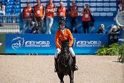 Vrieling Jur, NED, VDL Glasgow v Merelsnest<br /> World Equestrian Games - Tryon 2018<br /> © Hippo Foto - Dirk Caremans<br /> 19/09/2018