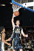 NBL Basketball 2002<br />Nelson Giants v Wellington Saints at Queens Wharf Event Centre in Wellington, 20/4/02<br />Damon Rampton<br /><br />Pic: Sandra Teddy/Photosport<br />*digital image*