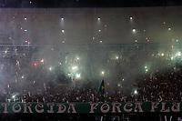 20091202: RIO DE JANEIRO, BRAZIL - South-American Cup 2009, Final: Fluminense vs LDU Quito. In picture: Fluminense fans. PHOTO: CITYFILES