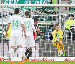 20.02.2016, Audi Sportpark, Ingolstadt, GER, 1. FBL, FC Ingolstadt 04 vs SV Werder Bremen, 22. Runde, im Bild FC Ingolstadt 04 - SV Werder Bremen, 1. Bundesliga, Fussball, Spieltag 22, 20.02.2016,Foto: Strisch/Eibner-Pressefoto // during the German Bundesliga 22nd round match between FC Ingolstadt 04 and SV Werder Bremen at the Audi Sportpark in Ingolstadt, Germany on 2016/02/20. EXPA Pictures © 2016, PhotoCredit: EXPA/ Eibner-Pressefoto/ Strisch<br /> <br /> *****ATTENTION - OUT of GER*****