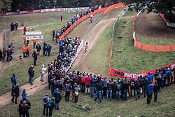 DE JONG Thalita (NED) during the Women's race, UCI Cyclo-cross World Cup at Valkenbrug, The Netherlands, 23 October 2016. Photo by Pim Nijland / PelotonPhotos.com | All photos usage must carry mandatory copyright credit (Peloton Photos | Pim Nijland)